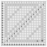 Creative Grids Non-Slip CGR1818 - 18 1/2 X 18  1/2