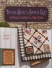Tom And Becky's Sampler Quilt