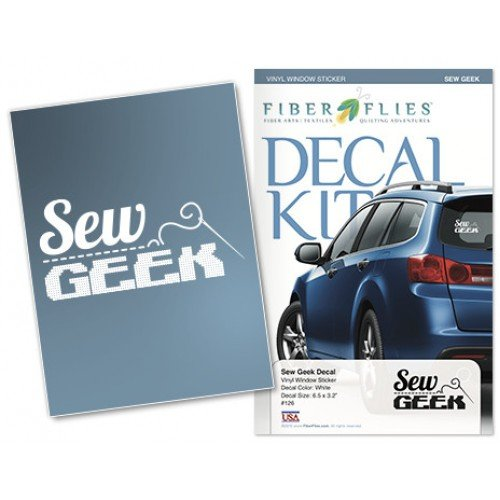 Decal Kit Sew Geek