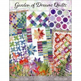 Garden of Dreams Quilts Book