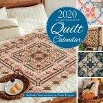 2020 TPWP Quilt Calendar