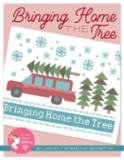 Bee in My Bonnet - Bringing Home the Tree Cross Stitch Pattern from It's Sew Emma/Lori Holt
