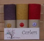 In The Patch Designs Wool Curlers