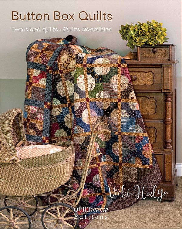 Button Box Quilts:Two Sided Qlt
