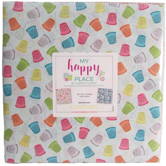 My Happy Place 10x10 Pack