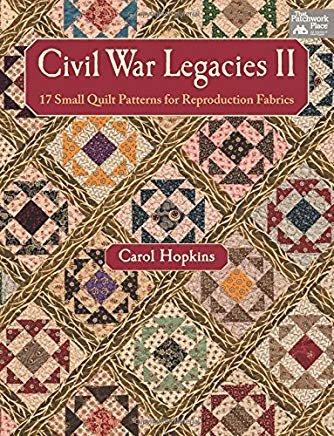 Carol Hopkins Civil war legacies IV