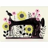 Art Prints 5x7 Garden Sewing