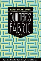 Handy Pocket Guide Quilter's Fabric