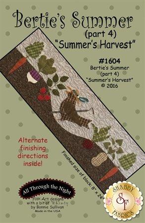 Bertie's summer part 4 summer's harvest