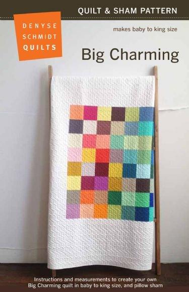 Big charming quilt a sham pattern
