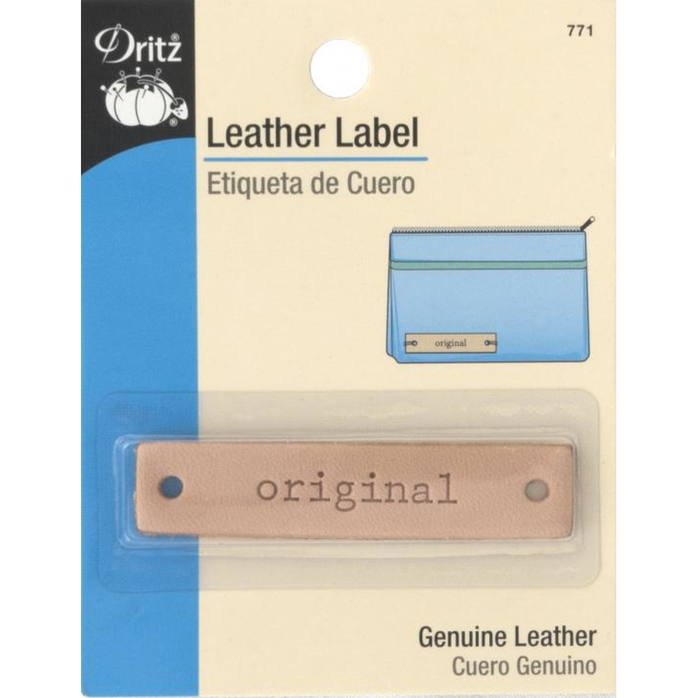 Dritz Leather Label 771- Original
