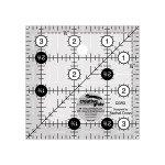 Creative Grids Non-Slip CGR3 - 3 1/2 x 3 1/2 Square