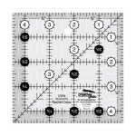 Creative Grids Non-Slip CGR4 - 4 1/2 x 4 1/2 Square