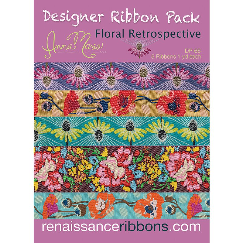 Designer Packs Retrospect Flral