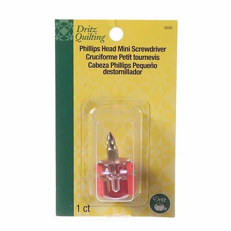Dritz Mini Screwdriver Phillips Head