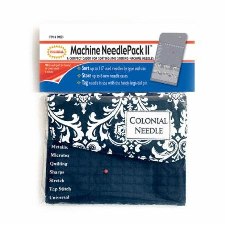 Colonial Needle Machine Needle Pack II - Assembled in USA