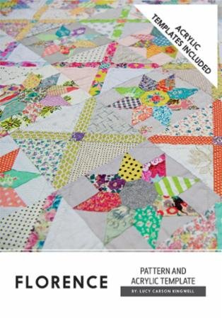 Jen Kingwell's Florence with Template - Made in USA