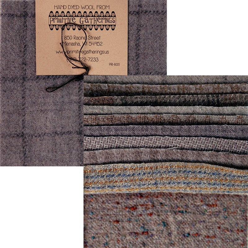 Primative Gatherings Hand Dyed Wool PRI-6021