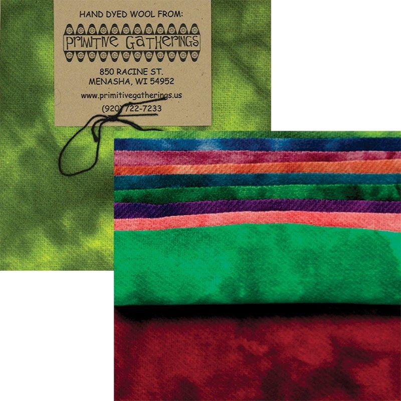 Primitive Gatherings Hand Dyed Wool Brights #2 PRI-6023