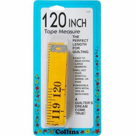 Collins 120 Tape Measure