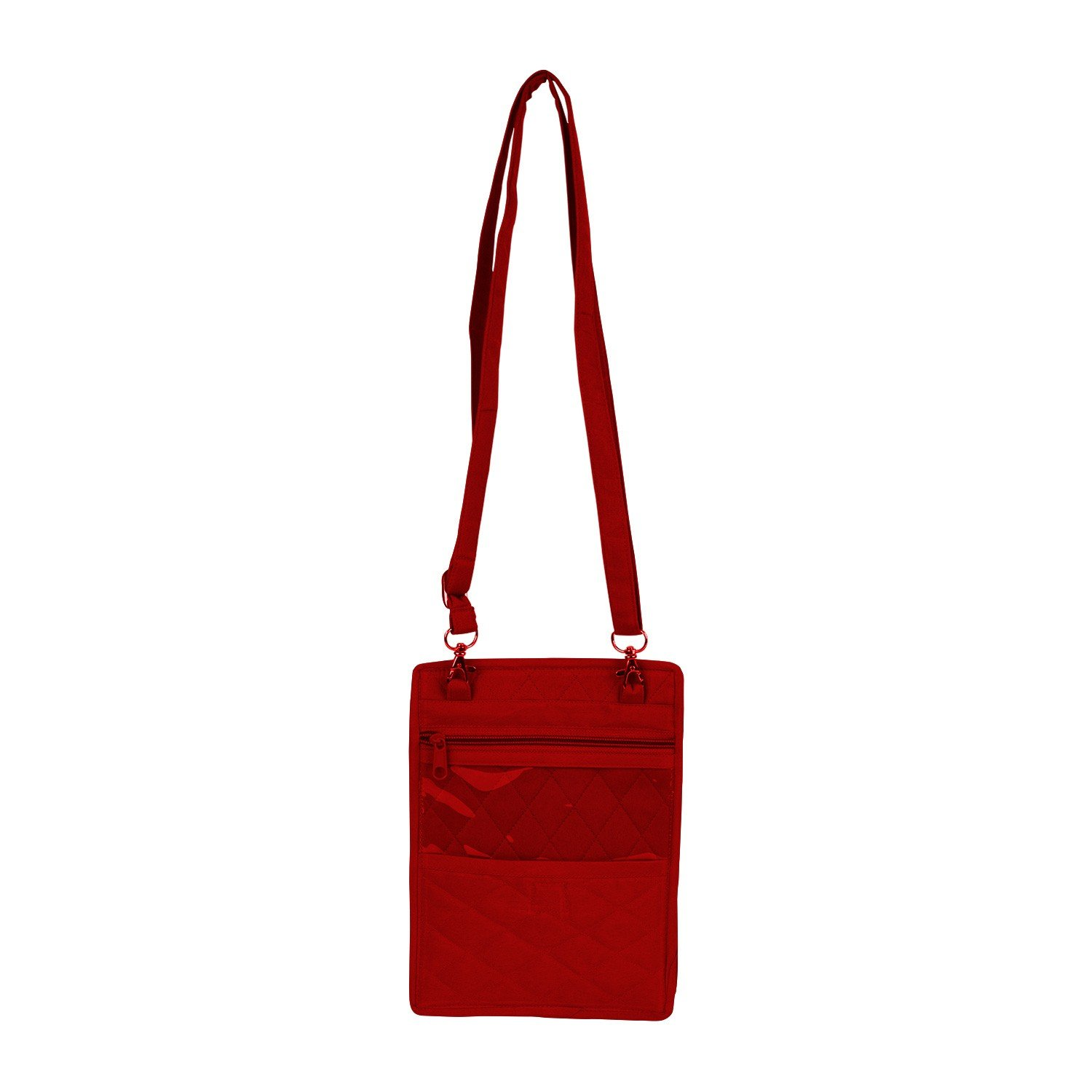 Yazzii Accessory & ID Pouch Red - 6 x 9