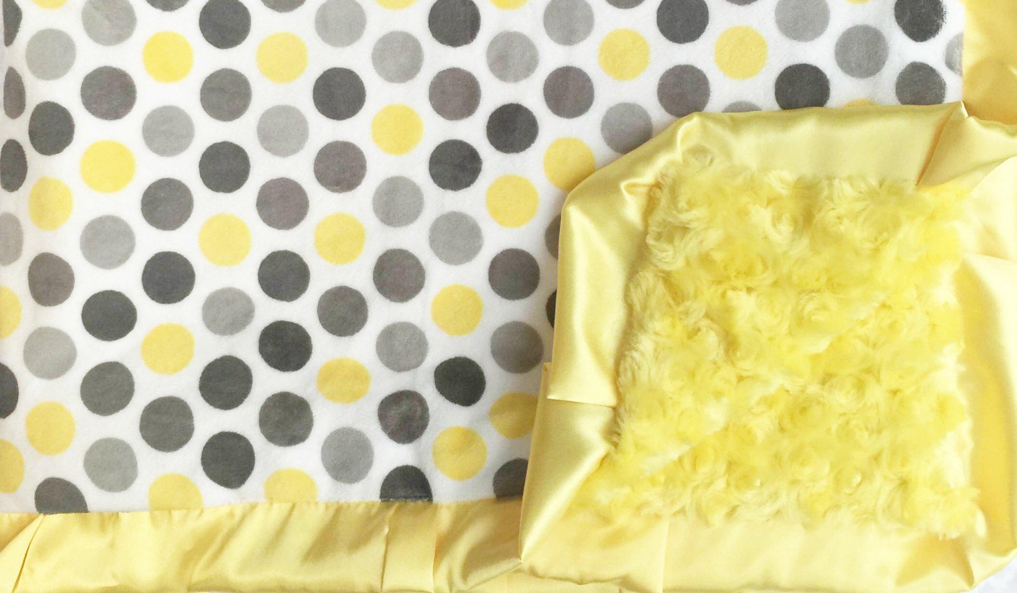 Dotty Yellow-Yellow-Yellow