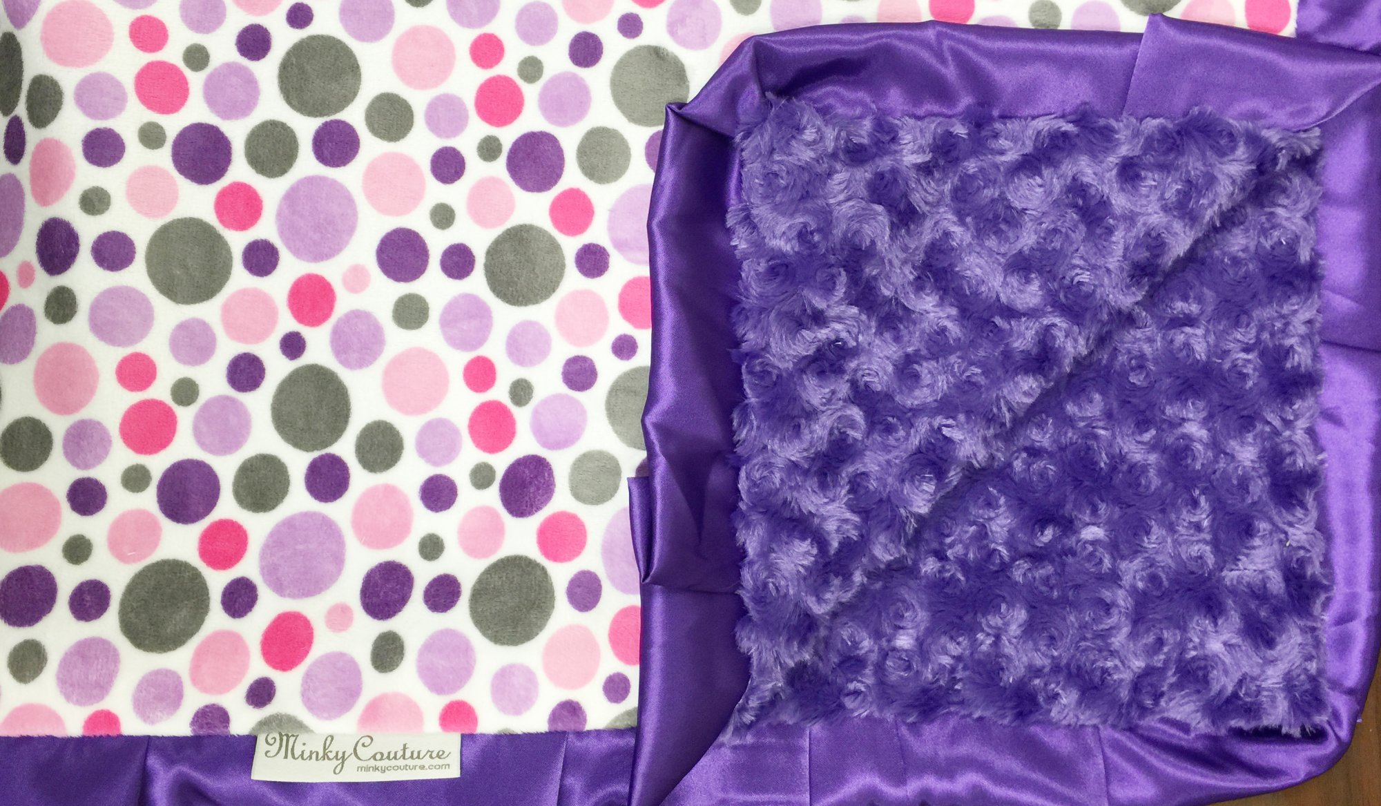 Bubbles Purple-Purple-Purple