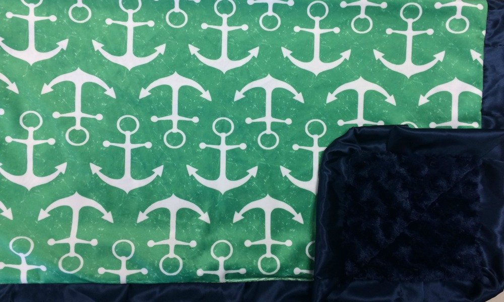 Anchor Kelly Green-Navy-Navy