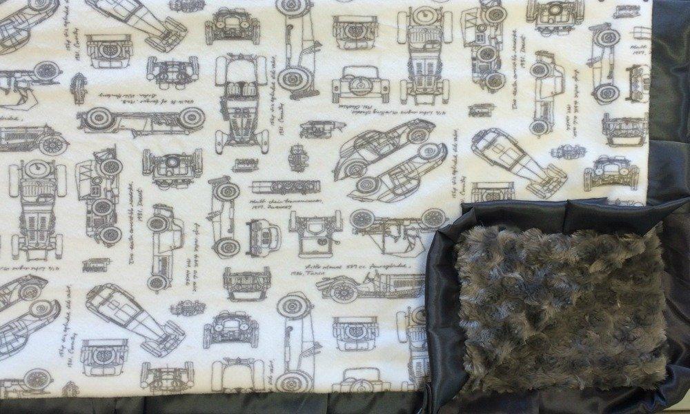 Automobile-Charcoal-Charcoal