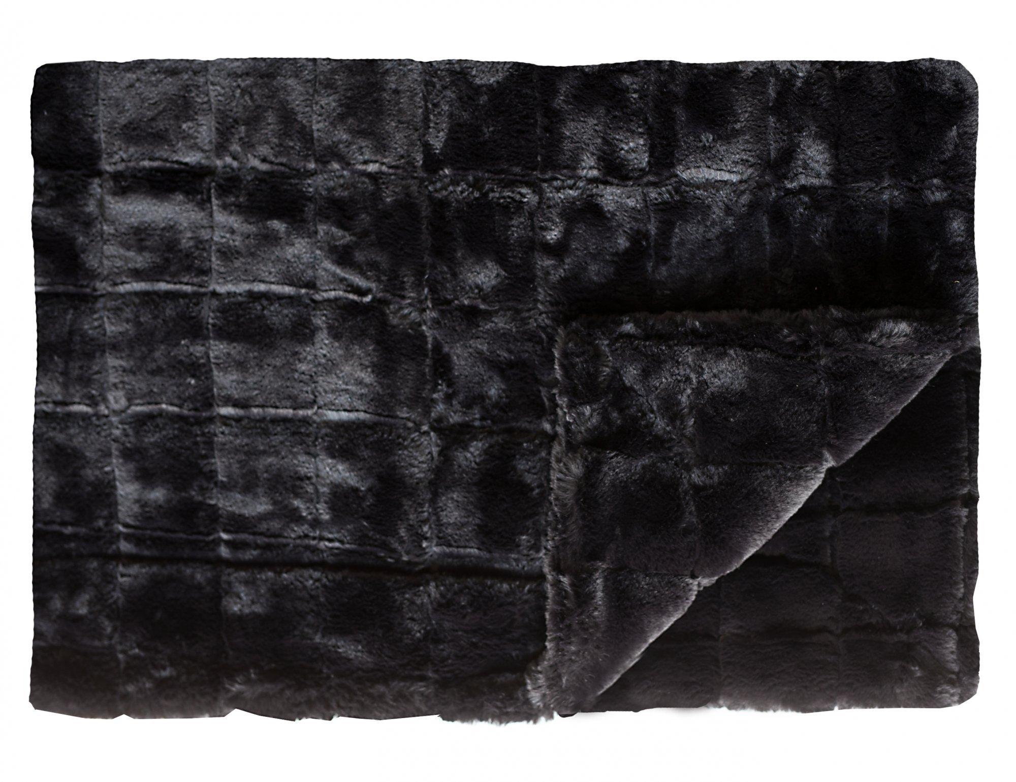 Urban Black Premium Plush