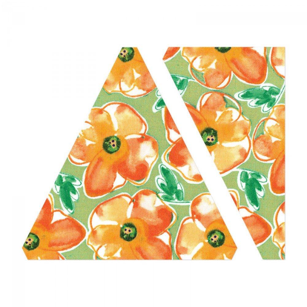 Sizzix 4 1/2 Triangles, Isosceles & Right - 65722