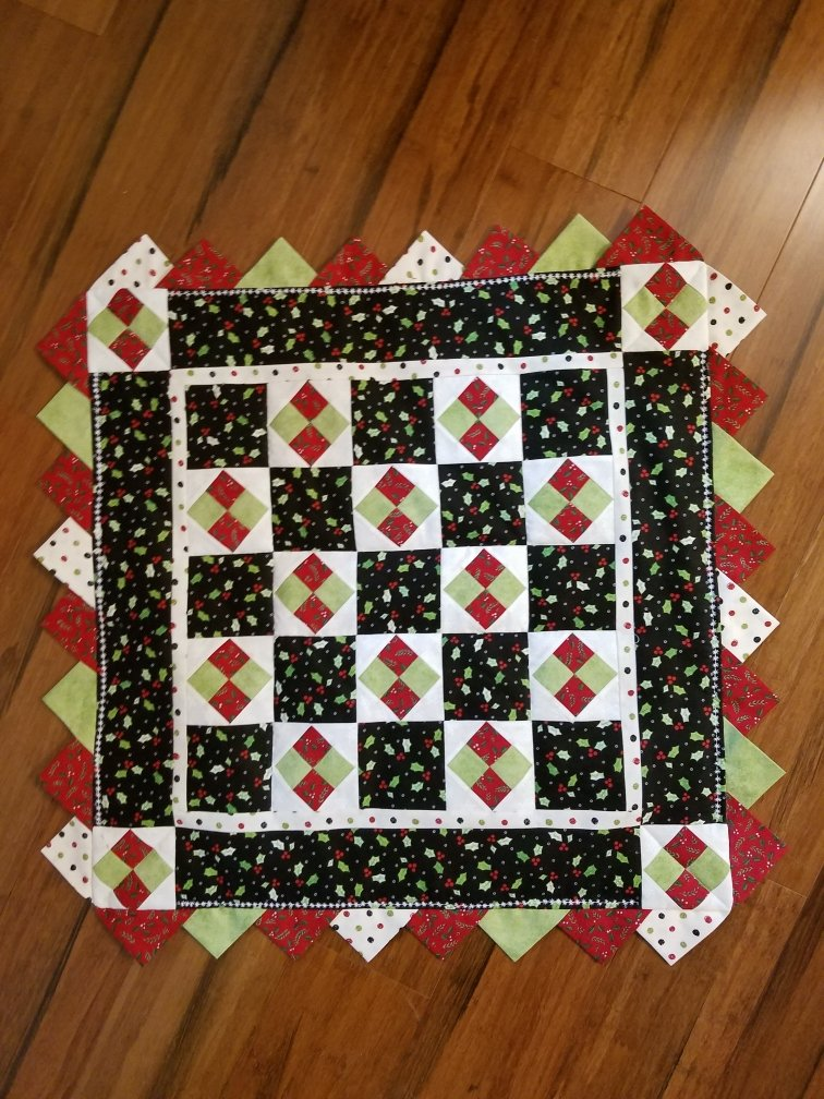 Christmas Table Topper Kit