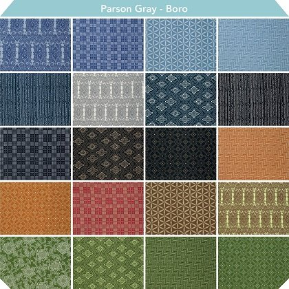 20 pc Borox Fat Quarter Bundle