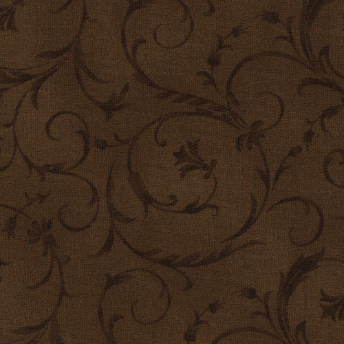 108 Beautiful Wide Backing Brown