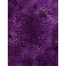 Mosaic Dark Purple 108 Wide Backing