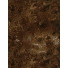 Cosmos Brown Flannel 108 Wide Backing