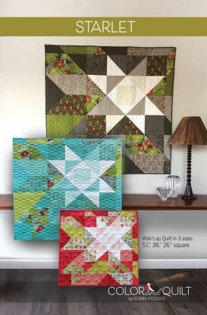 Starlet 51 Fabric Quilt Kit