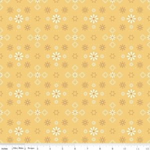 Backing 107/108 Wide Bandana Honey