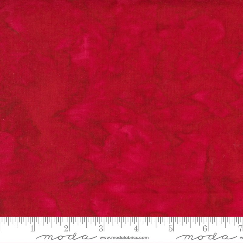 Felicity Batiks Red Tonal