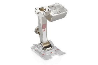 Bernina #39C Embroidery Foot w/ Clear Sole