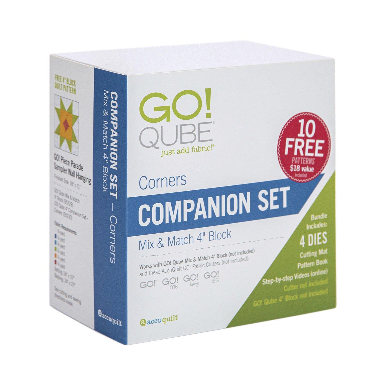 GO! Qube 4 Companion Set- Corners
