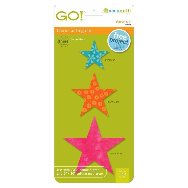 GO! Star-2, 3, 4