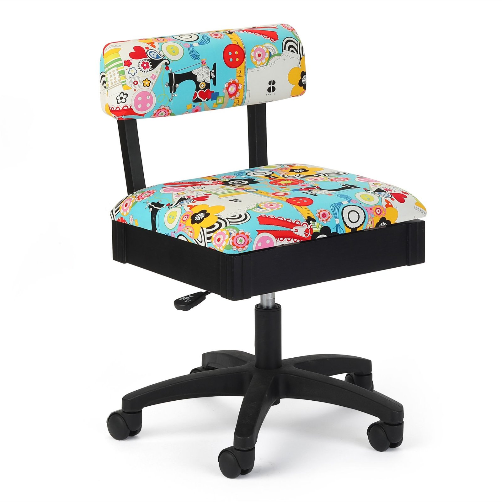 Hydraulic Sewing Chair - Arrow Sewing Cabinets
