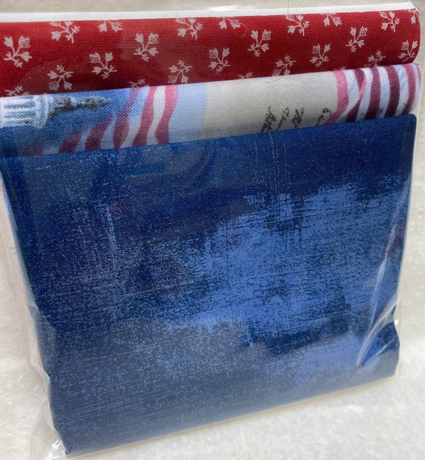 Quilts of Valor 9-Patch Block Kit