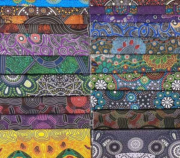 MS Aussie 6 Strips Color Pack #3