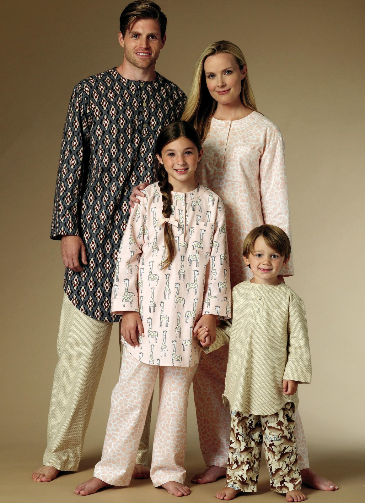 Butterick B6429 Lounge Wear