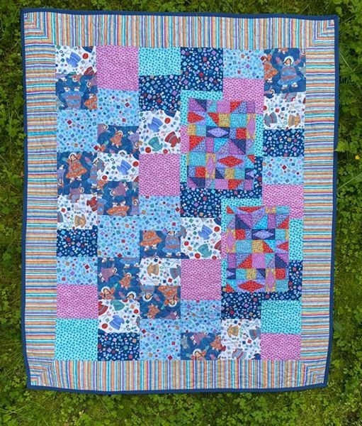 Mothers & Daughters Eureka Quilt Kit