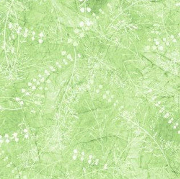 Flower Jewels Light Green
