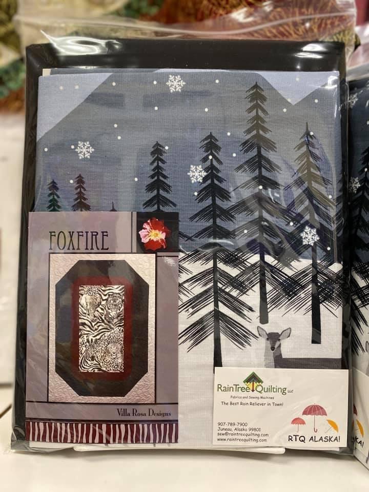 Foxfire Winter Deer Kit