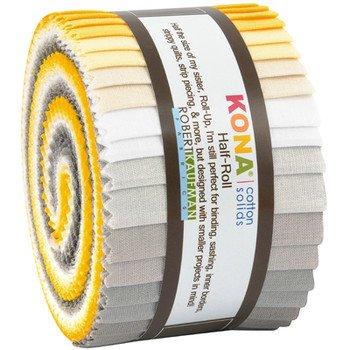 Kona Strips Half Rolls Sunny Side Up Palette 2.5in